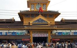 Choáng váng với giá cho thuê tại các chợ sỉ Sài Gòn