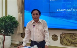 """Ông Nguyễn Văn Đực chỉ đích danh 2 nơi """"nhiễm virus trì trệ"""" tại TP.HCM"""