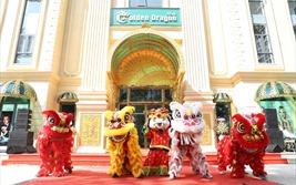 Xây xong mới bán, an tâm đầu tư với Golden Dragon Mall