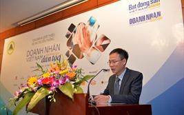 Khởi động dự án truyền thông: Doanh nhân Việt Nam đồng hành cùng Dân tộc