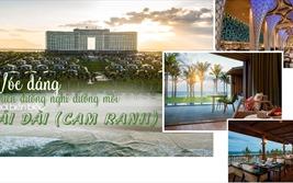 Vóc dáng thiên đường nghỉ dưỡng mới nơi biển biếc Bãi Dài - Cam Ranh