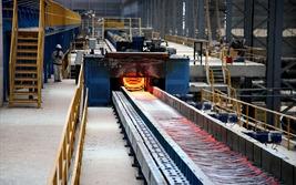Sản lượng thép xây dựng Hòa Phát tăng hơn 16% so với cùng kỳ