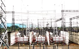 PTC1 đóng điện đưa vào vận hành các công trình truyền tải điện