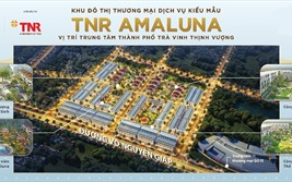 """Trà Vinh - """"Bến"""" mới của bất động sản Đồng bằng sông Cửu Long"""