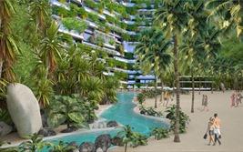"""Khám phá hệ thống tiện ích """"khủng"""" bên trong Flamingo Cát Bà Beach Resort"""