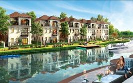 Sống xanh hạnh phúc tại các biệt thự giữa lòng đô thị sinh thái thông minh
