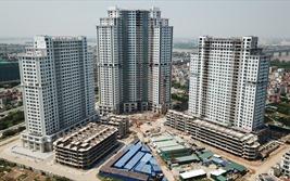 """Nhà thấp tầng xây """"vượt tầng"""" trong Khu đô thị Ciputra"""