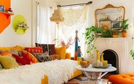 Độc đáo với các thiết kế nội thất xu hướng du mục