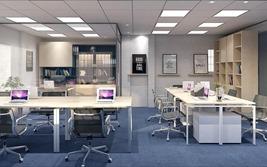 8 ý tưởng thiết kế làm nên thương hiệu cho văn phòng