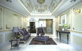 Những điều cần lưu tâm khi làm trần thạch cao cho phòng khách