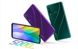 Bộ đôi smartphone và máy tính bảng pin khủng của Huawei
