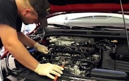 Tìm hiểu về muội than động cơ ôtô và cách vệ sinh