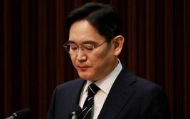"""""""Thái tử"""" Samsung sắp phải ngồi tù"""