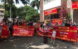 TP.HCM: Chủ đầu tư chung cư Kim Tâm Hải xây trái phép, cư dân mòn mỏi chờ cấp sổ