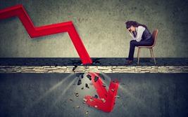 Chứng khoán lao dốc trong phiên đầu tuần, VN-Index giảm gần 23 điểm