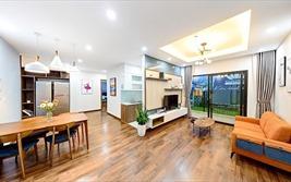 Chỉ từ 1,6 tỷ đồng sở hữu ngay căn hộ 2 phòng ngủ trung tâm phía Tây Nam Thủ đô