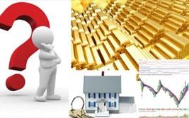 Giá vàng biến động quá nhanh, lãi suất tiền gửi giảm mạnh, BĐS càng lên ngôi