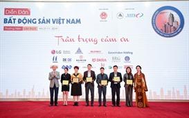 Ảnh diễn đàn Bất động sản Việt Nam 2019