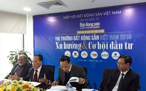 """Vietnam real estate 2019 evaluation: """"No sudden change, the market would be stable"""""""