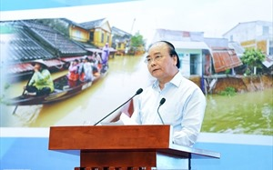 Thủ tướng: Yêu cầu của xã hội an toàn trước thiên tai ngày một cao hơn