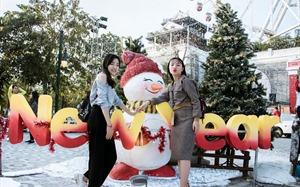 """Sống ảo """"cực phiêu"""" mùa Noel tại Sun World Danang Wonders"""