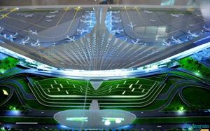 Ngắm sân bay quốc tế Long Thành trong tương lai