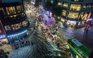 Giới đầu tư BĐS gánh thêm nỗi lo khi Sài Gòn hễ mưa là ngập