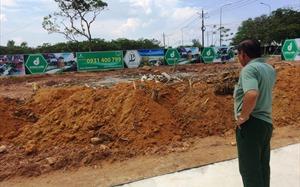 Nhìn lại cơn sốt đất ảo ở Kiên Giang