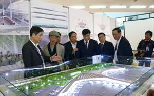 Bắt đầu lấy ý kiến người dân về phương án kiến trúc nhà ga sân bay Long Thành