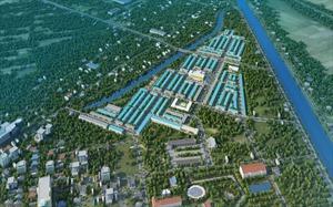 Hoàng Quân đầu tư 1.233 nhà phố liên kế liền thổ tại Trà Vinh