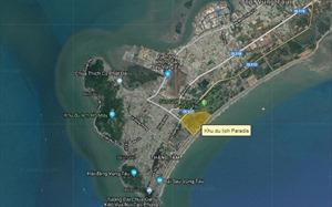 Bà Rịa – Vũng Tàu: Xây dựng khu du lịch - nghỉ dưỡng cao cấp 7ha