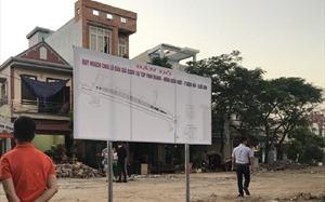 Đấu giá đất ở Hải Phòng: Nước đã đến chân
