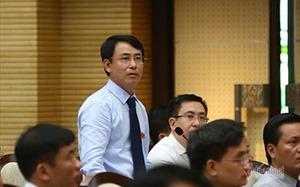 """Hà Nội yêu cầu 3 lãnh đạo Sở Tài nguyên Môi trường """"nghiêm túc rút kinh nghiệm"""""""
