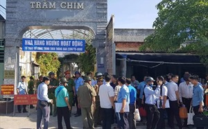 Binh Chanh demolishes illegal resort project