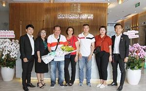 Phuc Khang hands over more apartments at Block C of Diamond Lotus Riverside