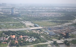 Gov't inspectors to announce boundaries of Thu Thiem urban project before Tet