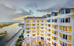 Hotel Royal Hoi An among Top 10 hotel brands in Vietnam