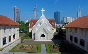 Ho Chi Minh City church recognized as historic relic