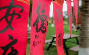 Du xuân chơi Tết, nhất định phải đến Lễ hội Xuân Ecopark
