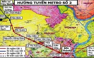 TP.HCM: Cuối tháng 6/2020, hoàn tất bồi thường, tái định cư dự án metro số 2