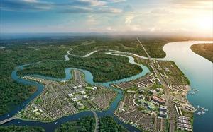 Aqua City khởi công khu thể thao đa năng hơn 2,2ha