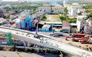 Chi gần 1.500 tỷ đồng cho hạ tầng xung quanh tuyến metro số 2
