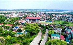 Quy hoạch Phú Thọ dựa trên CLQG về tăng trưởng xanh, phát triển bền vững