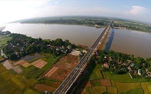Hà Nội chưa hoàn thành quy hoạch hai bên sông Hồng