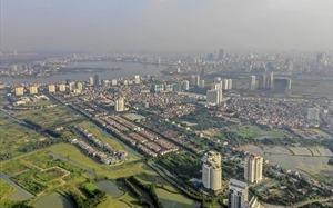 Thành lập Ban chỉ đạo lập Quy hoạch TP. Hà Nội thời kỳ 2021 - 2030