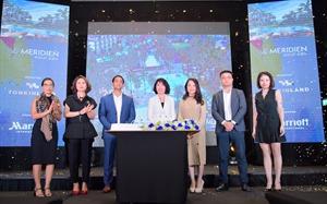 Lần đầu tiên Tập đoàn Marriott quản lý biệt thự nghỉ dưỡng tại Việt Nam