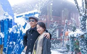 """Băng phủ """"Nóc nhà Đông Dương"""", một Giáng sinh thật diệu kỳ"""