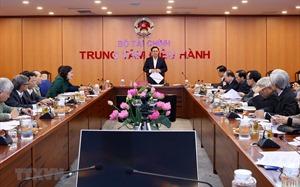 Phó Thủ tướng Vương Đình Huệ: 2020 là năm ''cơ cấu lại ý thức công vụ''