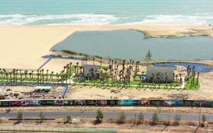 Tổ hợp du lịch nghỉ dưỡng giải trí đang dần hình thành tại Hồ Tràm
