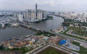 TP.HCM chấp thuận chủ trương tiếp tục triển khai loạt dự án ở Thủ Thiêm